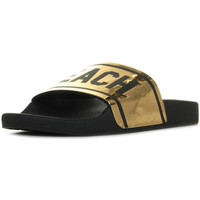 Scarpe Donna Sandali Thewhitebrand Holy Beach Gold Nero