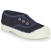 Scarpe Unisex bambino Sneakers basse Bensimon TENNIS ELLY CORDUROY Marine