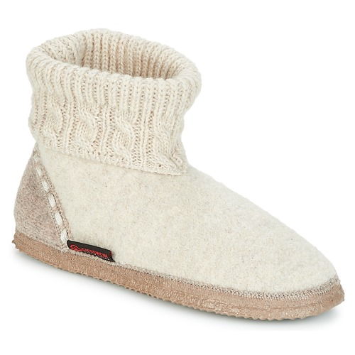 Giesswein FREIBURG Beige  Scarpe Pantofole Donna 50,40
