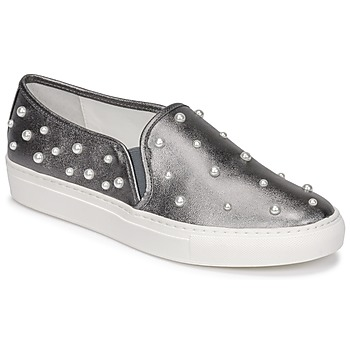 Scarpe Donna Slip on Katy Perry THE JEWLS Argento