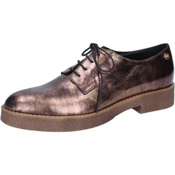 Scarpe Donna Mocassini Liu Jo scarpe donna  classiche bronzo pelle BY591 Altri
