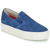 Scarpe Donna Slip on Skechers UPLIFT Blu