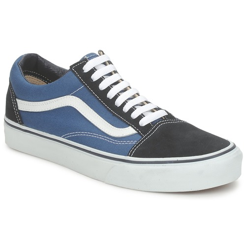 vans old skool blu alte