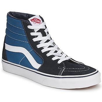 Scarpe Sneakers alte Vans SK8 HI Blu