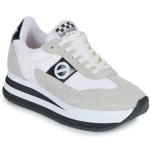 Scarpe Donna Sneakers basse No Name FLEX JOGGER Bianco