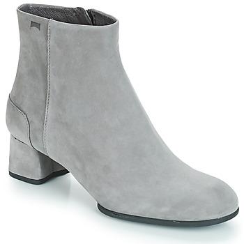 Scarpe Donna Stivaletti Camper KIE0 Boots Grigio