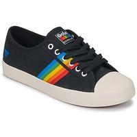 Scarpe Donna Sneakers basse Gola Coaster rainbow Nero