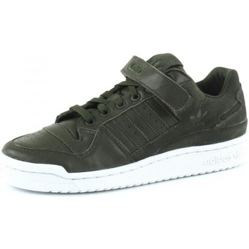 Scarpe Donna Sneakers basse adidas Originals Forum Low Kaki