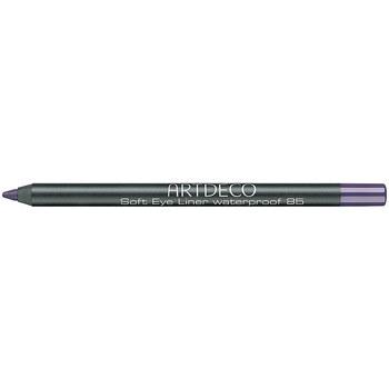 Bellezza Donna Eyeliners Artdeco Soft Eye Liner Waterproof 85-damask Violet 1,2 g