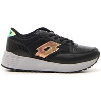 Scarpe Donna Sneakers basse Lotto 0075 Nero