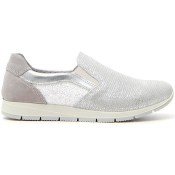 Scarpe Donna Sneakers basse Imac 106820 Argento