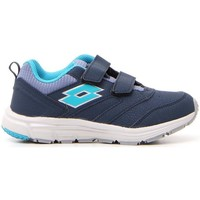 Scarpe Sneakers basse Lotto 0166 Blu