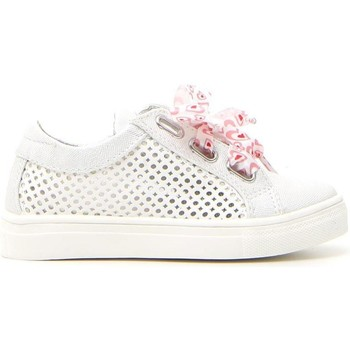 Scarpe Bambina Sneakers basse Syssy 613392 Bianco
