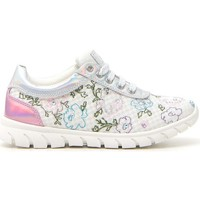 Scarpe Bambina Sneakers basse Syssy 622002 Bianco