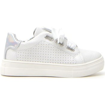 Scarpe Bambina Sneakers basse Syssy 634242 Bianco