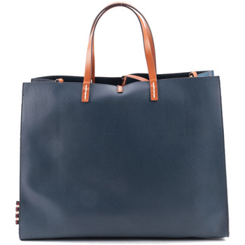 Borse Donna Tote bag / Borsa shopping Manila Grace MANILA GRACE BORSA SHOPPING DONNA P8WW01300MD560          BLU