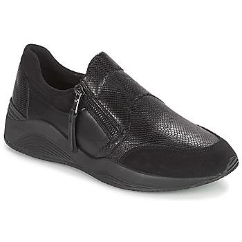 Scarpe Donna Sneakers basse Geox D OMAYA Nero