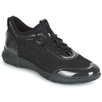 Scarpe Donna Sneakers basse Geox D NEBULA X Nero