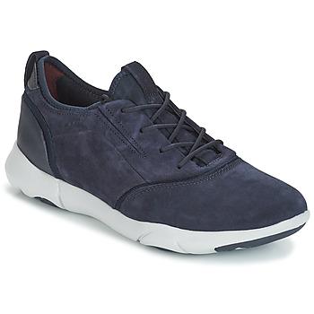 Scarpe Uomo Sneakers basse Geox NEBULA S Navy