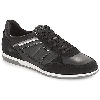 Scarpe Uomo Sneakers basse Geox U RENAN Nero