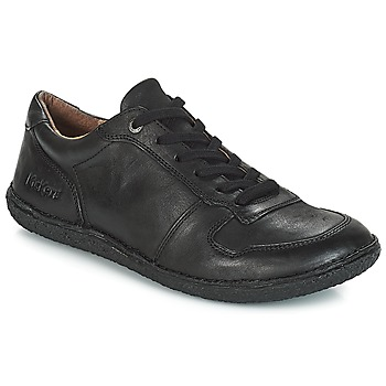 Scarpe Donna Derby Kickers HOME Nero
