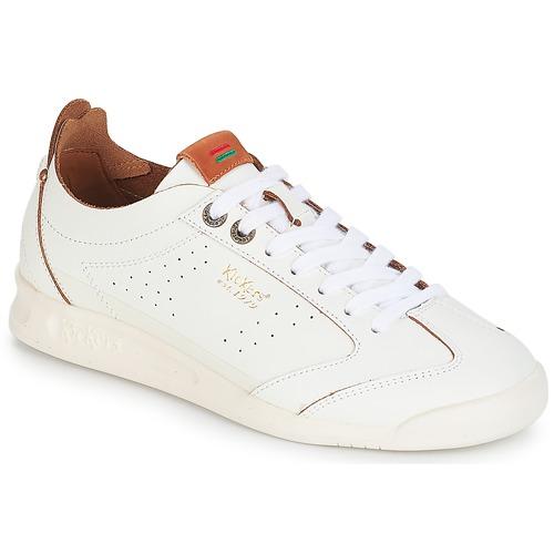Kickers KICK 18 Bianco  Scarpe Sneakers basse Donna 89