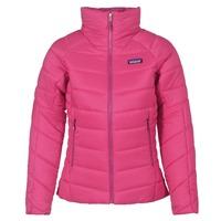 Abbigliamento Donna Piumini Patagonia W's Hyper Puff Jkt Rosa