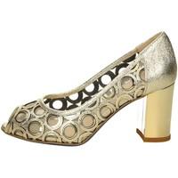Scarpe Donna Sandali Micol 018520 Platino