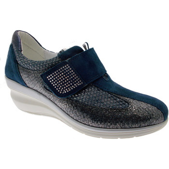 Scarpe Donna Slip on Riposella RIP76221bl blu