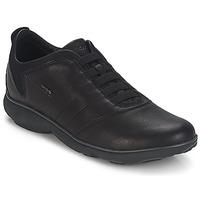 Scarpe Uomo Sneakers basse Geox NEBULA B Nero 775e3ba6493