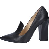 Scarpe Donna Décolleté Gianni Marra MARRA decolte nero pelle BY809 Nero