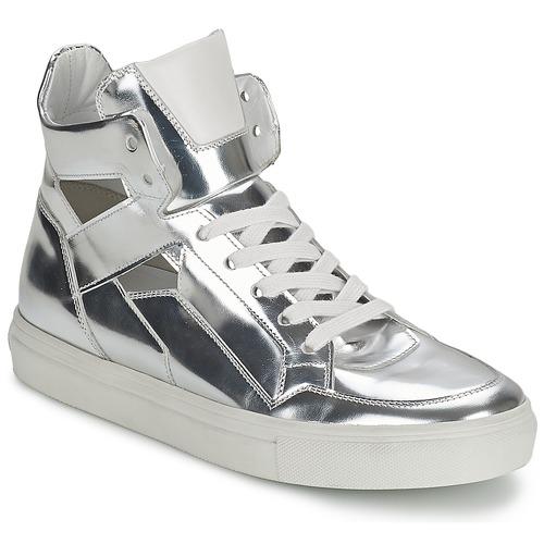 Kennel + Schmenger TONIA Argento Scarpe Sneakers alte Donna 149,40