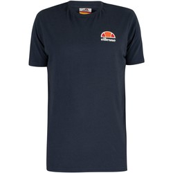 Abbigliamento Uomo T-shirt maniche corte Ellesse Uomo T-Shirt di Canaletto, Blu blu
