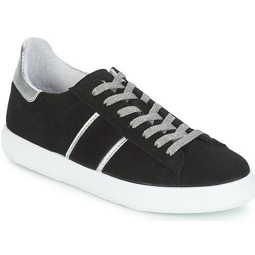 Yurban JEMMY Nero  Scarpe Sneakers basse Donna 80