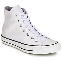 Scarpe Donna Sneakers alte Converse CHUCK TAYLOR ALL STAR HI Bianco / Pailleté