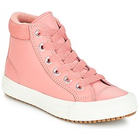 Scarpe Bambina Sneakers alte Converse CHUCK TAYLOR ALL STAR PC BOOT HI Rust / Pink / Burnt / Caramel / Rust / Pink