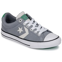 Scarpe Unisex bambino Sneakers basse Converse STAR PLAYER OX Cool / Grigio / Green / White