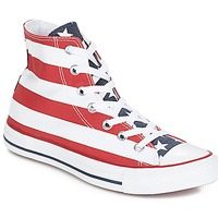 Scarpe Sneakers alte Converse CHUCK TAYLOR ALL STAR PRINT HI Stelle