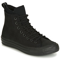 Scarpe Uomo Sneakers alte Converse CHUCK TAYLOR ALL STAR WP BOOT LEATHER HI Nero