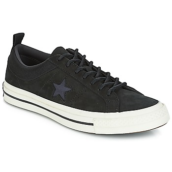 Scarpe Sneakers basse Converse ONE STAR LEATHER OX Nero