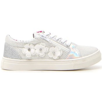 Scarpe Bambina Sneakers basse Syssy 617502 Bianco