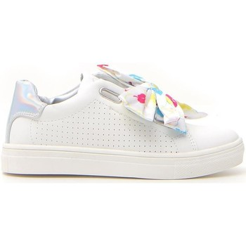 Scarpe Bambina Sneakers basse Syssy 617492 Bianco