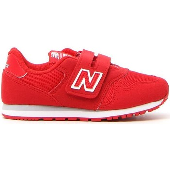 Scarpe Unisex bambino Sneakers basse New Balance KV373FRY Rosso