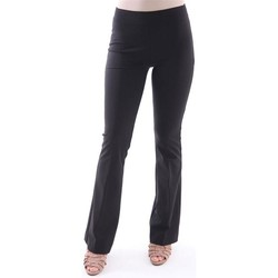 Abbigliamento Donna Pantaloni White.7 FIT PANTALONE NERO Black