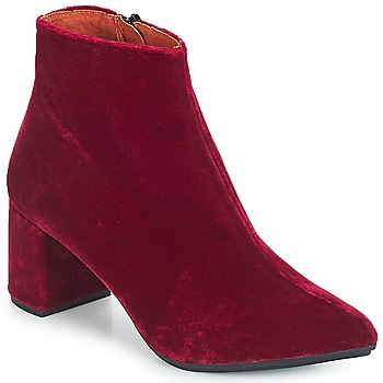 Scarpe Donna Stivaletti Betty London JILOUTE Bordeaux
