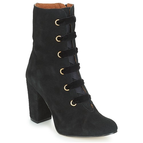 Scarpe Donna Stivaletti Betty London JIFULA Nero