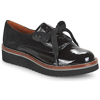 Scarpe Donna Derby Betty London JOUTAIME Nero