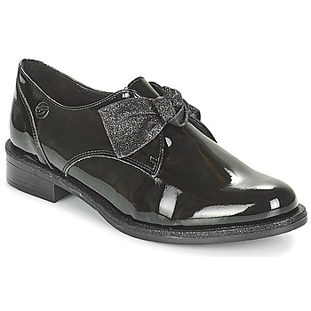 Scarpe Donna Derby Betty London JOHEIN Nero