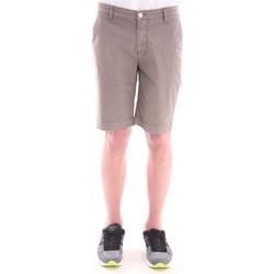 Abbigliamento Uomo Shorts / Bermuda Yan Simmon BERMUDA  BEIGE IN COTONE STRETCH Beige