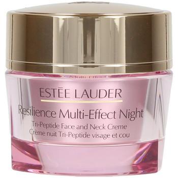 Bellezza Donna Trattamento mirato Estee Lauder Resilience Multi-effect Night Face&neck Creme  50 m
